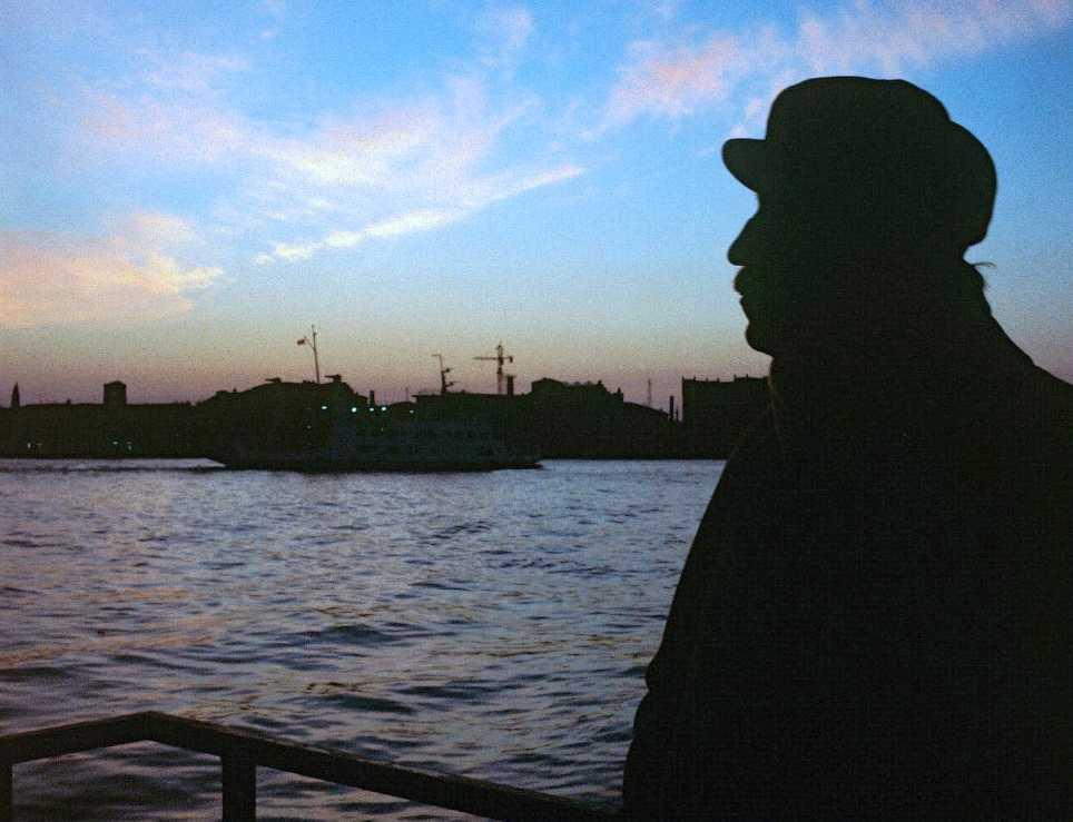 Zoran Music und das Meer